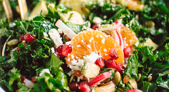 kale-clementine-and-feta-salad-with-honey-lime-dressing