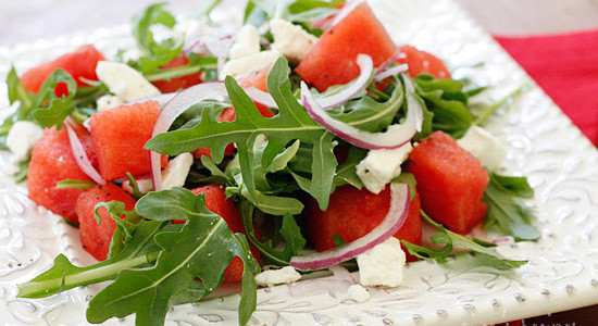 watermelon-arugula-feta-salad2-550x367